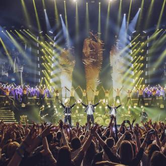 Take That's final show of Greatest Hits Live Tour to air in cinemas
