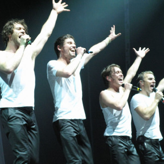 Howard Donald jokes that he hates Take That's music