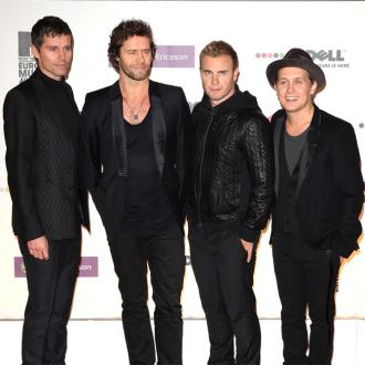 Take That To Record Movie Soundtrack