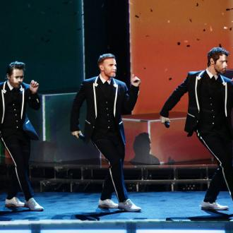Take That's intimate show
