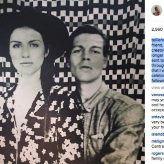 Annie Lennox's daughter Tali pays tribute to boyfriend