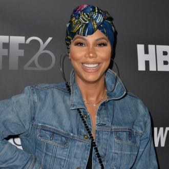 Tamar Braxton is 'awake and alert' following hospitalisation