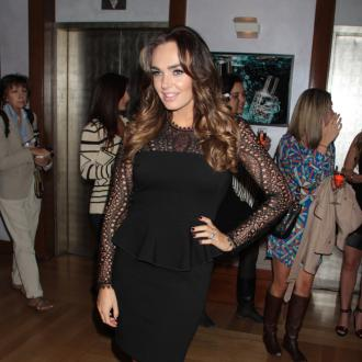 Tamara Ecclestone's tears of joy