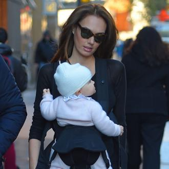 Tamara Ecclestone goes on breastfeeding rant