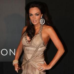 Tamara Ecclestone Toilet Trains Dog