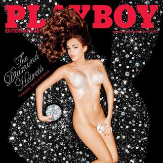 Tamara Ecclestone beat nerves for Playboy