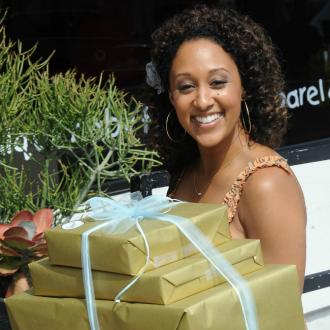Tamera Mowry didn't want to rush baby weight diet