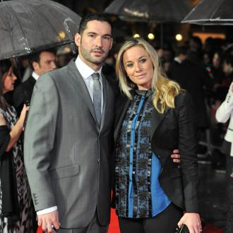 Tamzin Outhwaite and Tom Ellis split