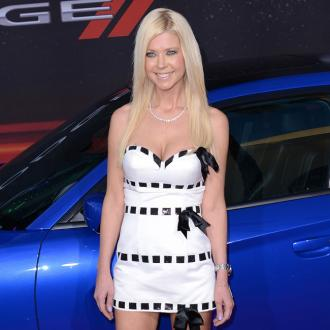 Tara Reid Launches Sharknado Perfume
