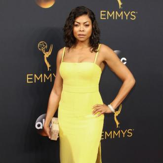 Taraji P Henson helped by therapist