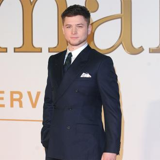Taron Egerton never thought he'd be an action hero