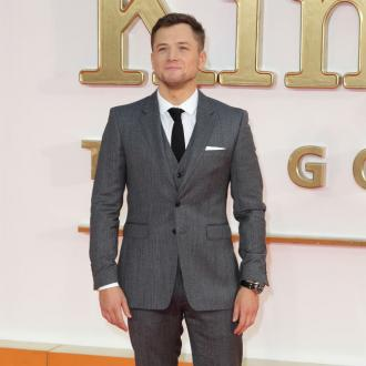 Taron Egerton lived with Sir Elton John to prepare for Rocketman role