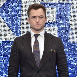 Taron Egerton 'privileged' by Rocketman role