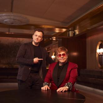 Elton John praises Taron Egerton for 're-recording' Rocketman songs