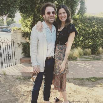 Mandy Moore celebrates 2nd anniversary with Taylor Goldsmith