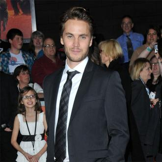 Taylor Kitsch: 'Rachel's a great gal'