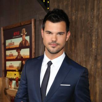Taylor Lautner had fun with Taylor Swift