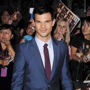Taylor Lautner's Fame Finds Him Friends