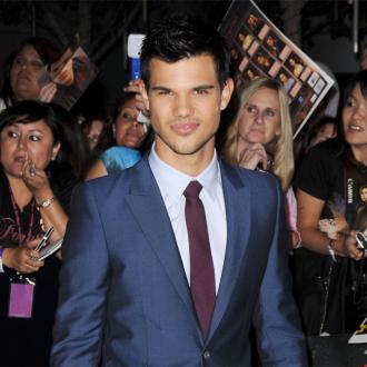 Taylor Lautner Loves Incense