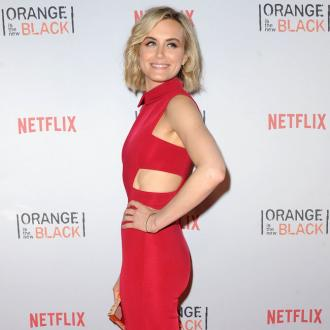 Taylor Schilling was 'hard on herself' when she was younger
