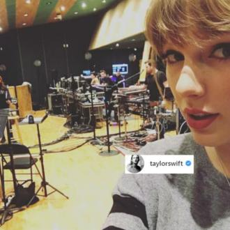 Taylor Swift reveals Reputation rehearsals sneak peek
