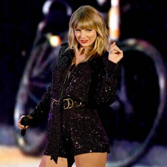 Taylor Swift still draws stage designs for her own shows