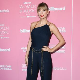 Taylor Swift thankful she didn't have instant success