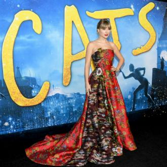 Taylor Swift's surprise from Judi Dench