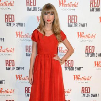 Taylor Swift Presented Award By Conor Kennedy's Family