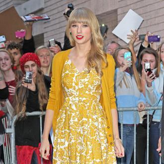 Taylor Swift Likes 'Bad' Men