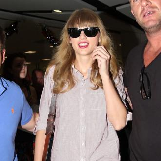 Taylor Swift 'Embarrassed' By Love Life