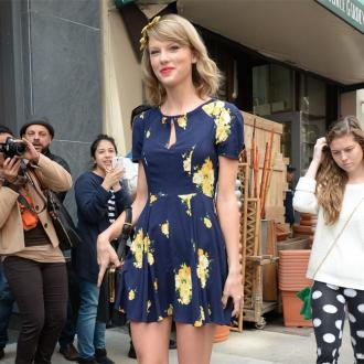 Taylor Swift To Star In Girls?