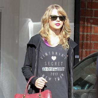 Taylor Swift Likes To Look Her Best After The Gym