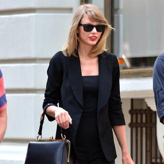 Taylor Swift Premieres New Song Out Of The Woods
