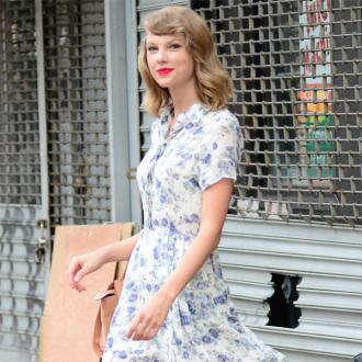 Taylor Swift Gifts Rap Cross-stitches To Pals