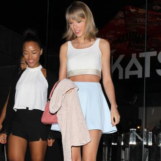 Taylor Swift Comforts Her Sick Fan After Show
