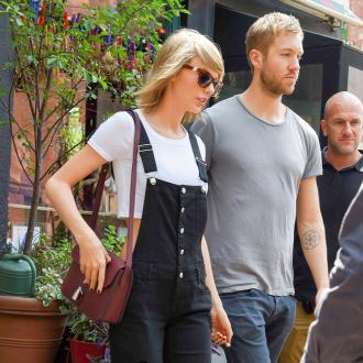 Taylor Swift And Calvin Harris To Strip Down?