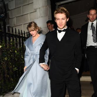 Taylor Swift attends BAFTAs with boyfriend Joe Alwyn
