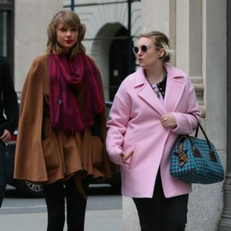 Lena Dunham Inspired By Taylor Swift