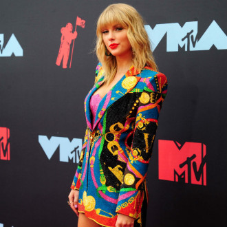 Taylor Swift says folklore provided her with a 'pure' place to escape amid the pandemic