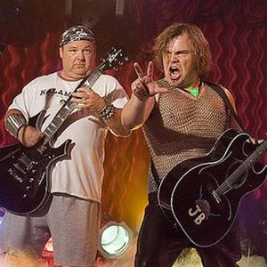 Tenacious D Back In Studio