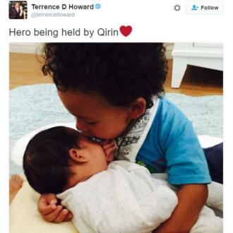 Terrence Howard Is A Dad Again