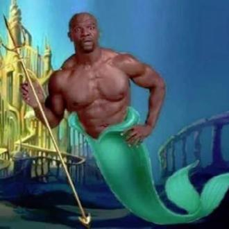 Terry Crews wants King Triton role in The Little Mermaid