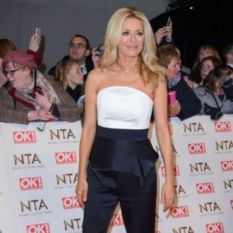 Tess Daly has '130 pairs' of shoes in storage