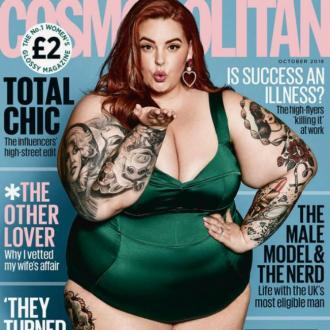 Tess Holliday Is Cosmopolitan's First Ever Plus-size Cover Star