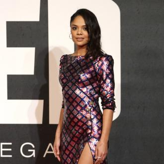 Tessa Thompson's New Heist Movie