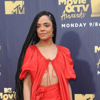 Tessa Thompson doesn't care if people think she's too outspoken