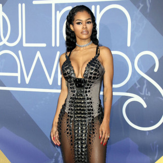 Teyana Taylor is buying a block for her Junie Bee Nails salon