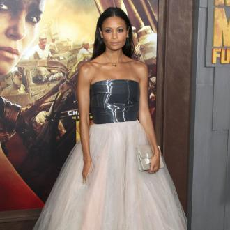 Thandie Newton Groped By Co-star