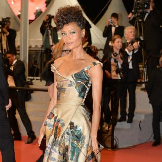 Thandie Newton reveals secrets to her Star Wars dress